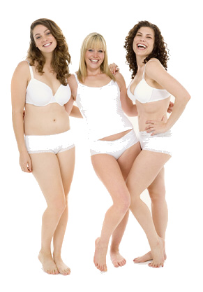 Из за каких гормонов толстеют женщины