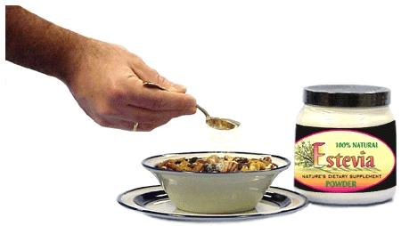 Интересные факты - о продуктах питания - Страница 4 Stevia2